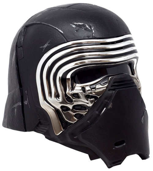 Star Wars The Force Awakens Black Series Kylo Ren Voice Changer Helmet [No Package]