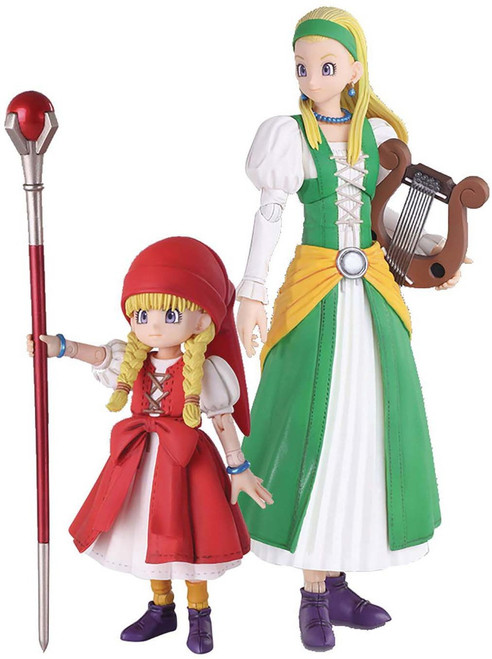 Dragon Quest XI: Echoes of an Elusive Age Bring Arts Veronica & Serena Action Figure