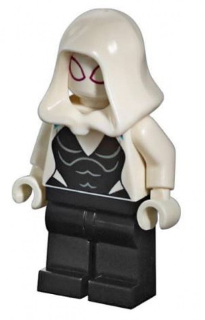 LEGO Marvel Super Heroes Spider-Man Ghost Spider (Spider-Gwen) Minifigure [Loose]