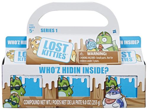 Lost Kitties Series 1 Mystery 3-Pack [Wave 3]