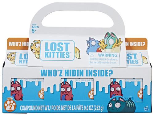 Lost Kitties Series 2 Mystery 3-Pack [Wave 2]