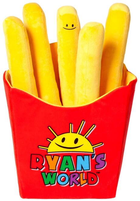 Ryan's World Fries 20-Inch Large Plush