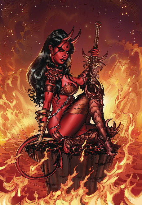 Zenescope Zodiac #1 Comic Book [Cover D]