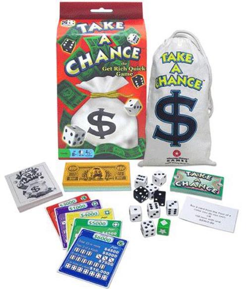 Board Games Take a Chance Board Game