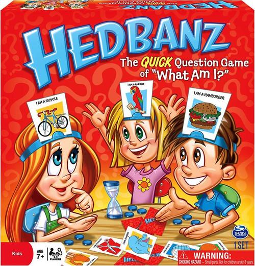 Headbanz Hedbanz Kids Board Game