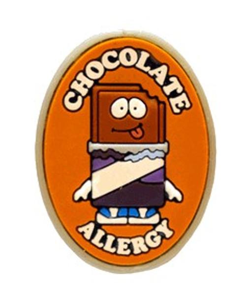 AllerMates Chocolate Allergy Alert Charm