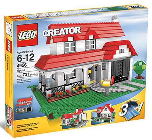 LEGO Creator House Set #4956 [Damaged Package]