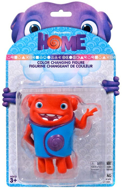 Home Color Changing Welcoming Oh 4-Inch Figure