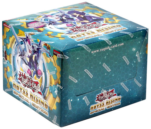 YuGiOh Trading Card Game Abyss Rising Special Edition DISPLAY Box [10 Units]
