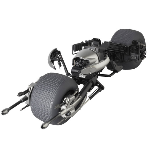 Batman The Dark Knight MAFEX Batpod Exclusive Action Figure Vehicle [Damaged Package]