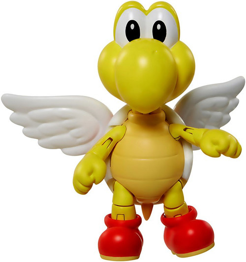 World of Nintendo Super Mario Series 2 Para Troopa Action Figure [Damaged Package]