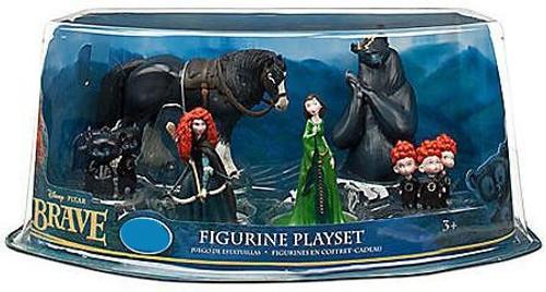 Disney / Pixar Brave Figurine Playset Exclusive [Damaged Package]