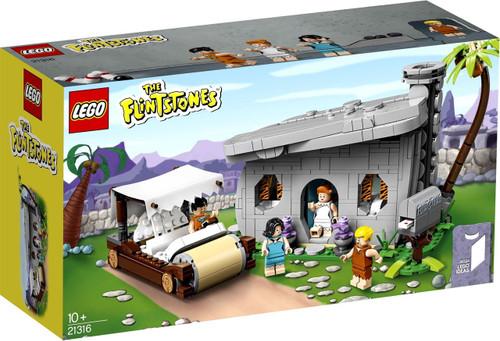 LEGO Hanna-Barbera Ideas The Flintstones Set #21316
