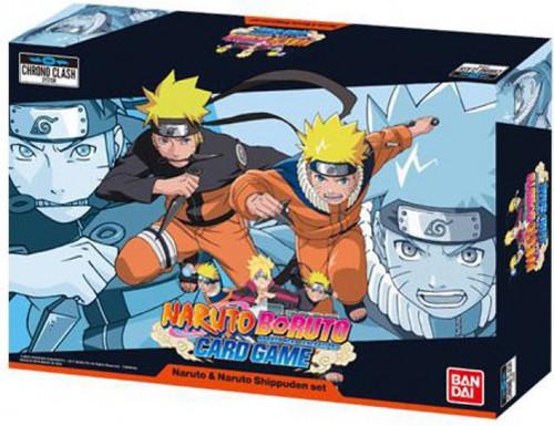 Naruto Boruto Naruto & Naruto Shippuden Card Game