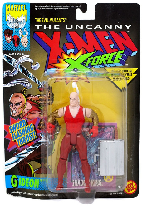 Marvel The Uncanny X-Men X-Force Gideon Action Figure [Sword Slashing Thrust!]