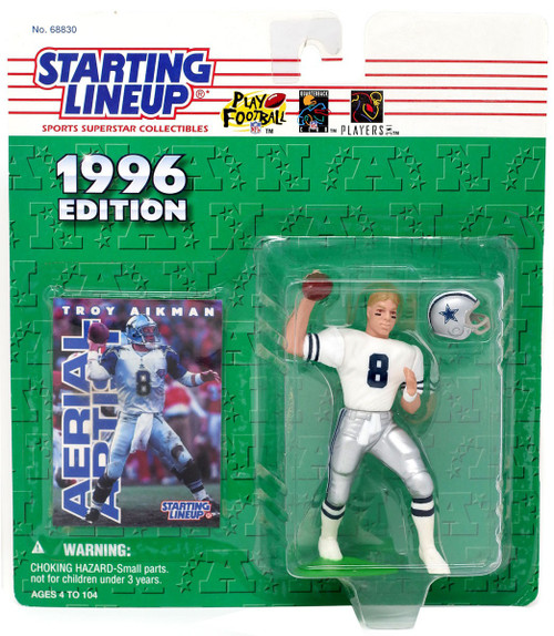 NFL Starting Lineup Troy Aikman Action Figure