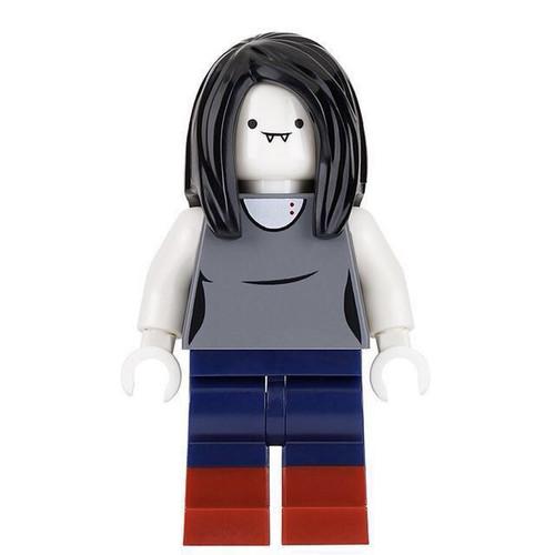 LEGO Adventure Time Marceline the Vampire Queen Minifigure [Loose]