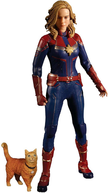 One:12 Collective Captain Marvel Action Figure