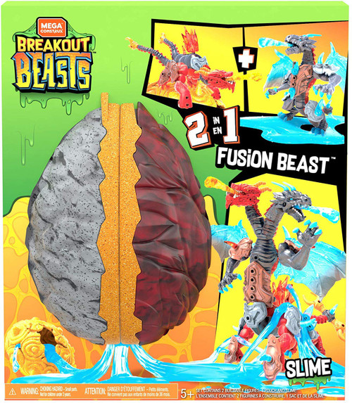Breakout Beasts 2-In-1 Fusion Beast Set
