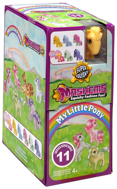 Mash'Ems Series 11 My Little Pony Mystery Box [23 Packs]
