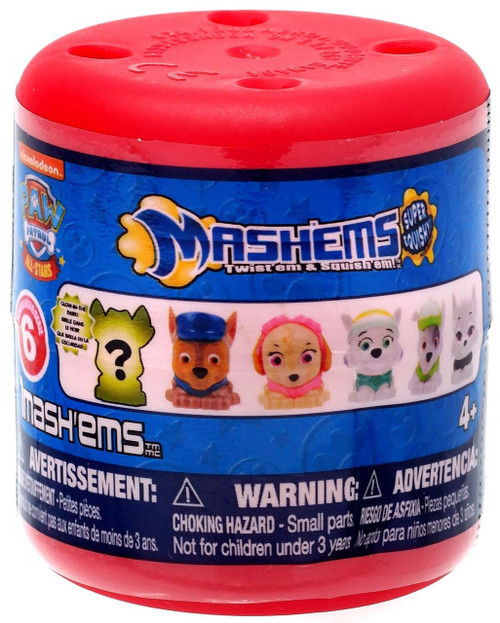 All Stars Mash'Ems Series 6 Paw Patrol Mystery Pack