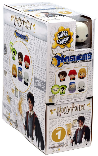 Mash'Ems Series 1 Harry Potter Mystery Box [20 Packs]