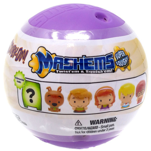 Mash'Ems Scooby Doo Mystery Pack