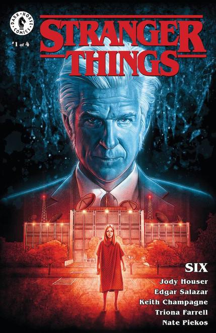 Dark Horse Stranger Things Six #1 Comic Book [Lyle Lambert Cover B]