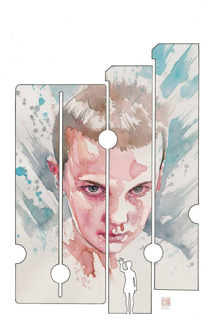 Dark Horse Stranger Things Six #1 Comic Book [David Mack Cover C]