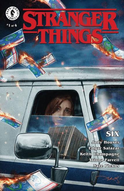 Dark Horse Stranger Things Six #1 Comic Book [Aleksi Briclot Cover A]