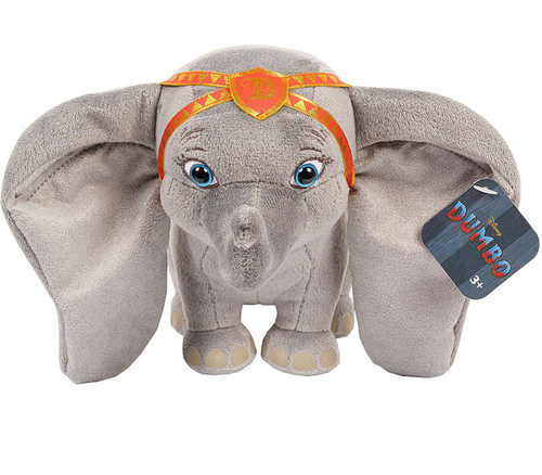 Disney Live Action Film Dumbo 6-Inch Plush [Red Outfit]