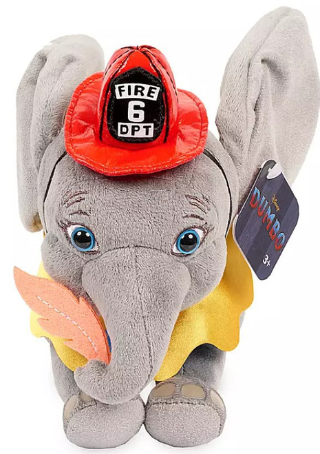 Disney Live Action Film Dumbo 6-Inch Plush [Fireman Outfit]