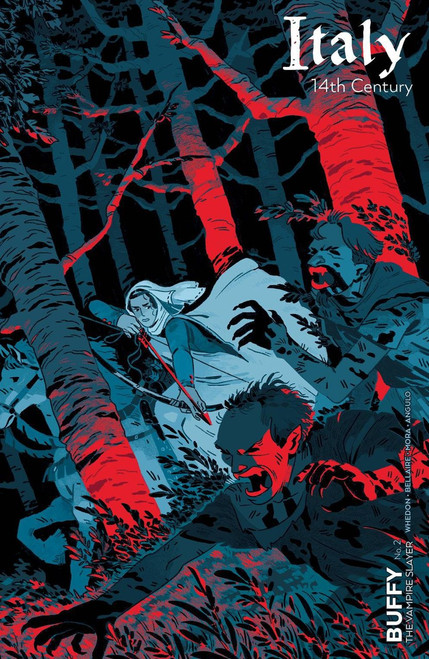 Boom Studios Buffy The Vampire Slayer #2 Comic Book [Celia Lowenthal Cover C]