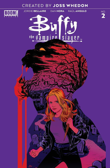 Boom Studios Buffy The Vampire Slayer #2 Comic Book [Audrey Mok Variant Cover]