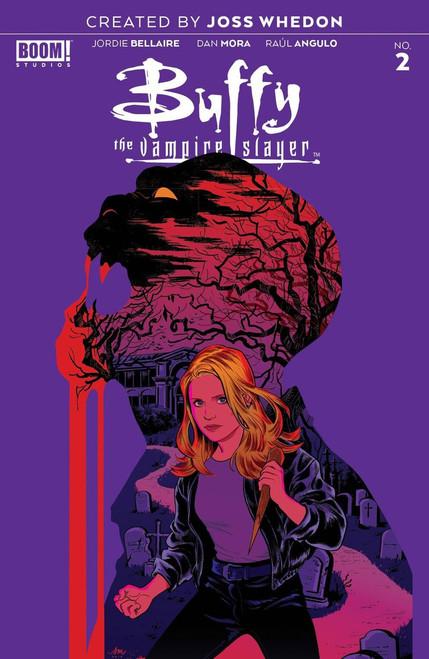 Boom Studios Buffy The Vampire Slayer #2 Comic Book [Audrey Mok Variant Cover]
