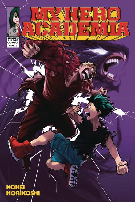 My Hero Academia Volume 9 Manga Trade Paperback