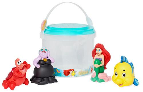 Disney The Little Mermaid Exclusive Bath Set