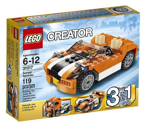 LEGO Creator Sunset Speeder Set #31017 [Loose]