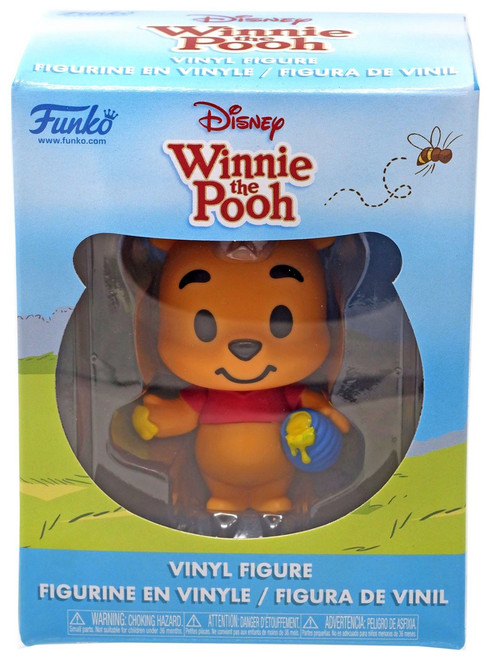 Funko Disney Mini Vinyls Winnie the Pooh Vinyl Figure [with Honey]