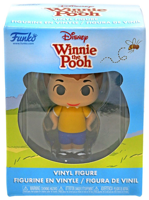 Funko Disney Winnie the Pooh Mini Vinyls Christopher Robin Vinyl Figure