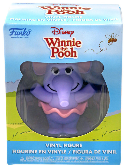 Funko Disney Winnie the Pooh Mini Vinyls Heffalump in Tutu Vinyl Figure