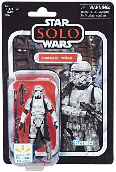 Solo A Star Wars Story Vintage Collection Stormtrooper (Mimban) Exclusive Action Figure