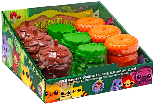 Funko Keychain Plush Wetmore Forest Mystery Box [9 Pieces]