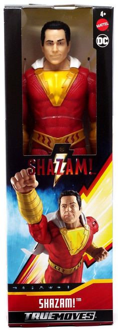 DC Shazam Movie True Moves Shazam! Action Figure