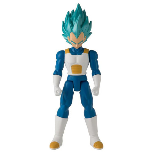 Dragon Ball Super Limit Breaker Series 1 Super Saiyan Blue Vegeta Action Figure