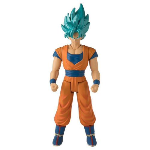 Dragon Ball Super Limit Breaker Series 1 Super Saiyan Blue Son Goku Action Figure