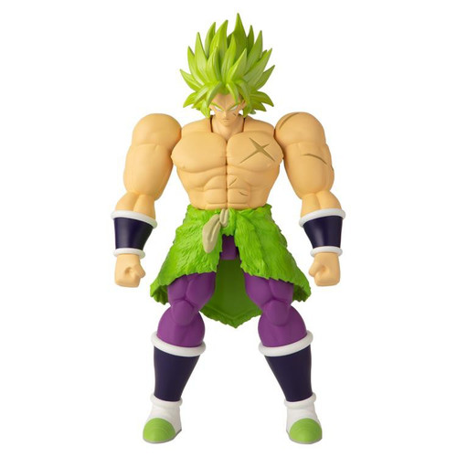 Dragon Ball Super - Broly Movie Limit Breaker Series 1 Super Saiyan Broly Action Figure