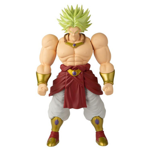 Dragon Ball Z Limit Breaker Series 1 Super Saiyan Broly Action Figure [Classic Version]