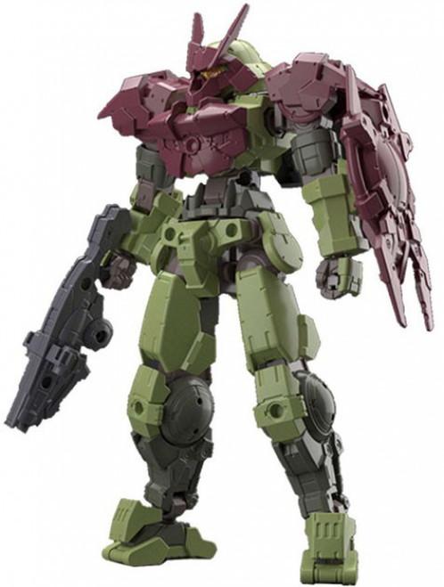 30 Minute Missions 30 MM Option Armor Close Quarters Combat Option Armor for Portanova Model Kit Accessory #05 [Dark Red]