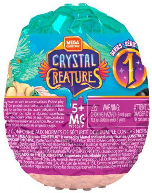 Crystal Creatures Series 1 Slime Egg Mystery Pack [1 RANDOM Figure]